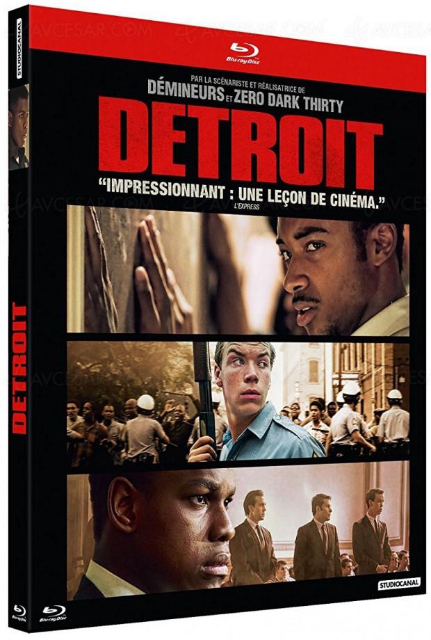 Detroit, le dernier film choc de l'immense Kathryn Bigelow bientôt en Blu-Ray/DVD