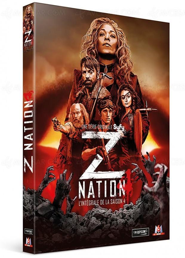 Z Nation saison 4, les zombies font toujours recette