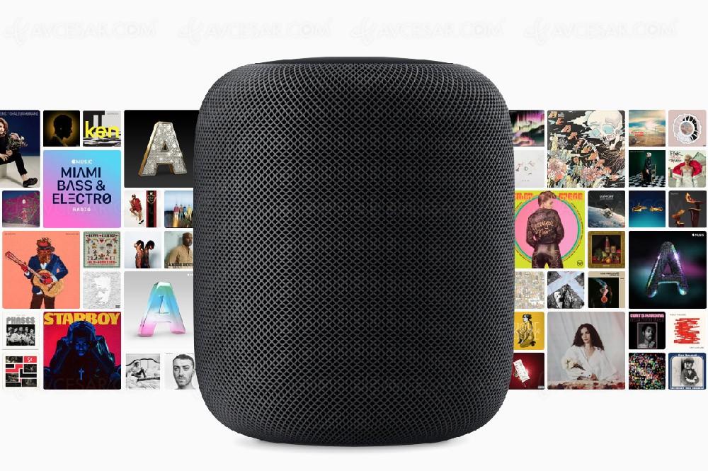 enceinte connect e apple homepod mise jour. Black Bedroom Furniture Sets. Home Design Ideas