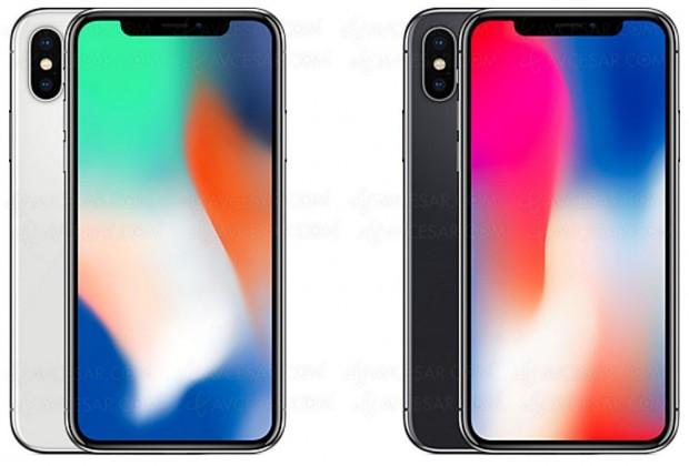 20% des iPhone vendus au dernier trimestre 2017 seraient des iPhone X