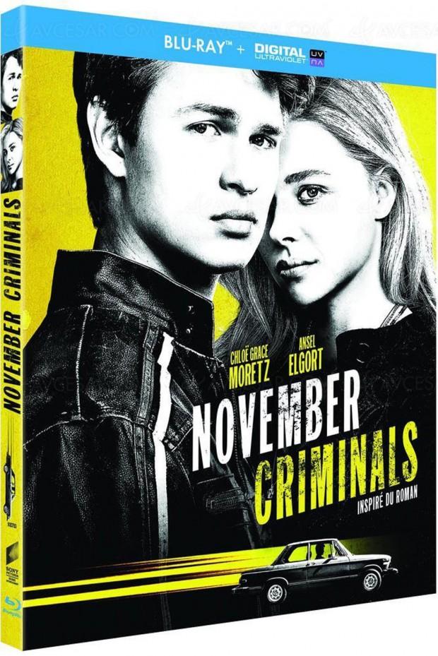 November Criminals, Ansel Elgort et Chloë Grace Moretz enquêtent à Washington