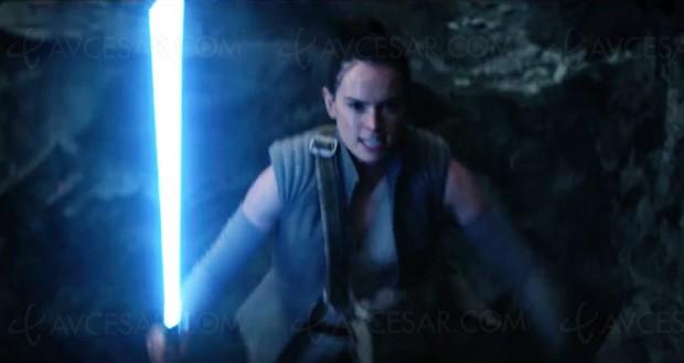 Star Wars : les derniers Jedi, premières images des scènes coupées (vidéo)