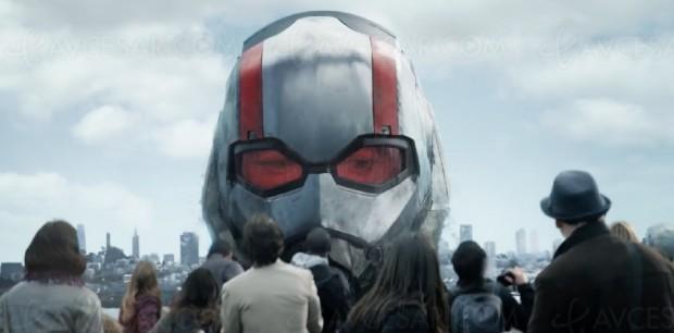 Bande‑annonce du nouveau Marvel : Ant‑Man et la Guêpe