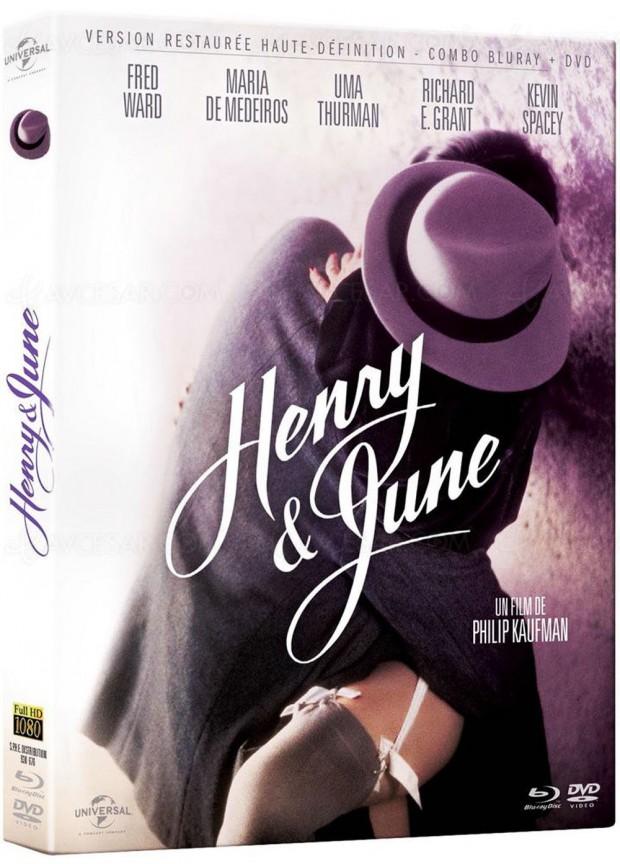 Henry & June, ode à l'amour à trois en combo Blu-Ray + DVD restauré