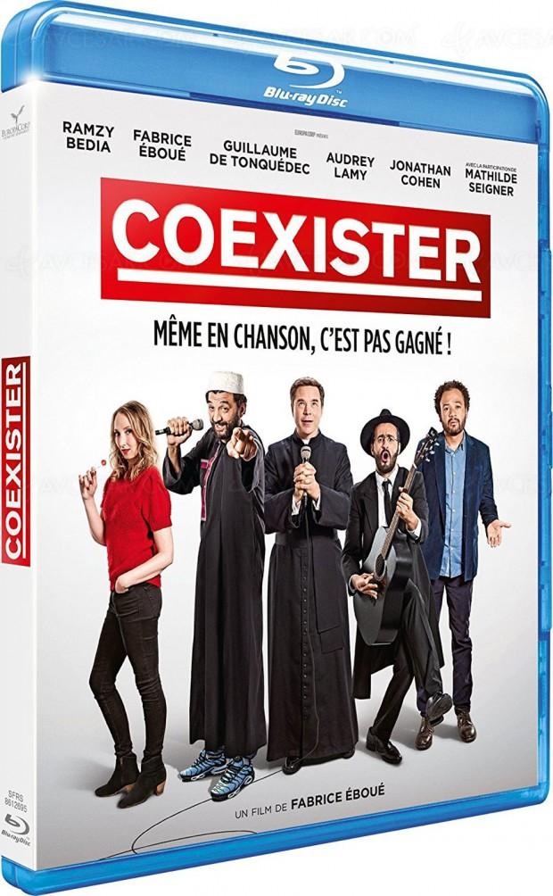 Un imam, un prêtre et un rabbin peuvent-ils « Coexister » ?