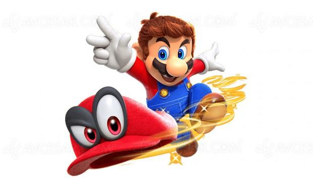 Film d'animation Nintendo Mario, c'est officiel !