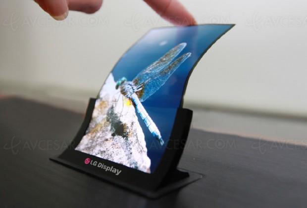 Écran Oled LG dans le prochain smartphone haut de gamme Sony Xperia ?