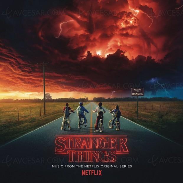 Stranger Things désormais disponible en double vinyle + poster
