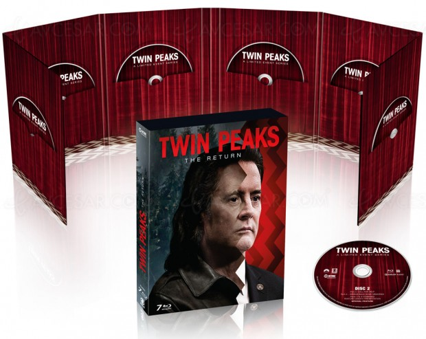 Twin Peaks the Return, 6h30 de bonus dont 1h30 exclusifs au Blu‑Ray
