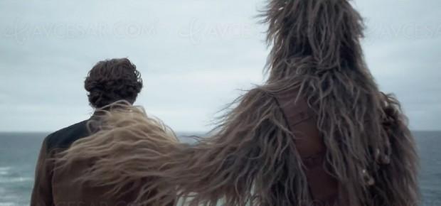 Solo : a Star Wars Story, premier teaser vidéo
