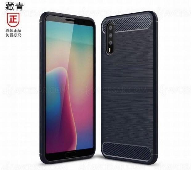 Dernières rumeurs smartphone Huawei P20 avec triple capteur APN