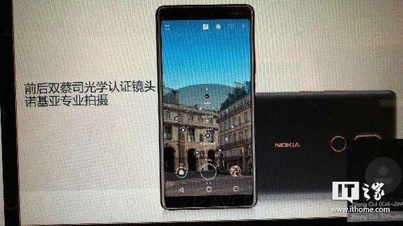 Nouveau smartphone Nokia 7 Plus en fuite ?