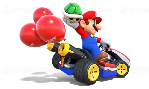 Mario Kart sur smartphone… avant mars 2019