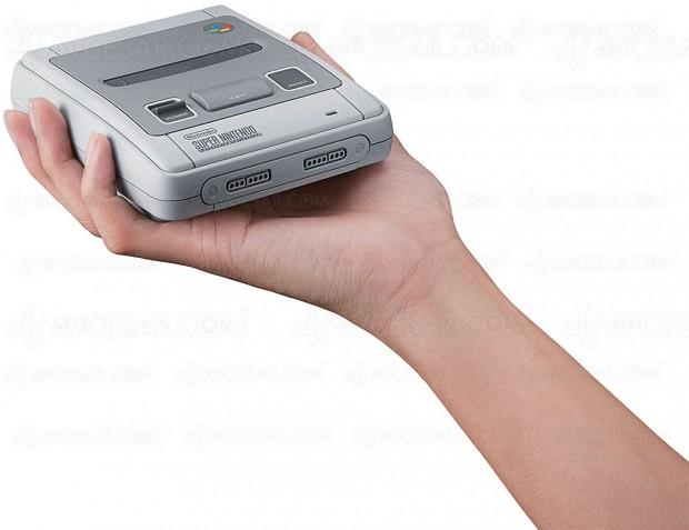 Quatre millions de Super Nintendo Classic Mini vendues