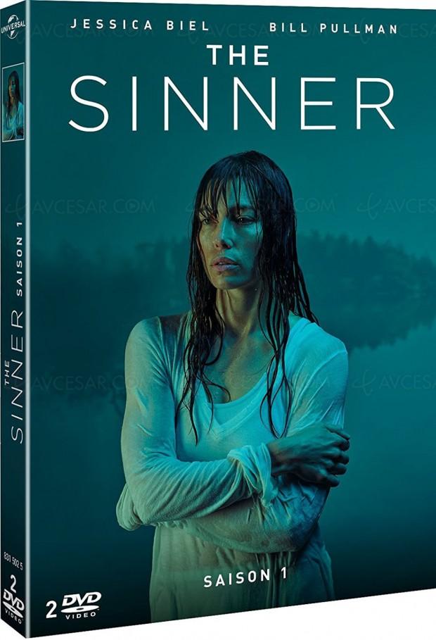 Magnifique Jessica Biel dans The Sinner saison 1