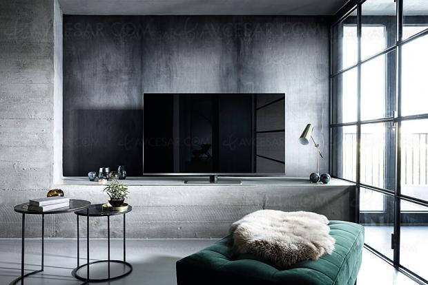 TV LED Ultra HD Panasonic FX780, 49''/55''/65' et 75'' annoncés