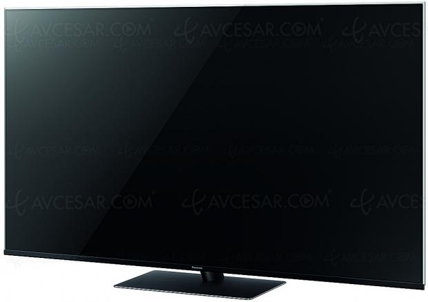 TV LED Ultra HD Panasonic FX740, 49''/55'' et 65'' annoncés