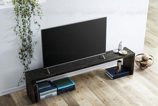 TV LED Ultra HD Panasonic FX700, 49''/55'' et 65'' annoncés, bis