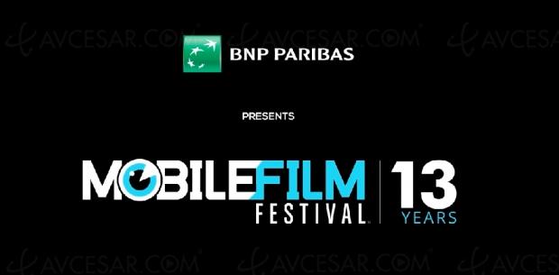 Mobile Film Festival : vous avez bien une minute ?