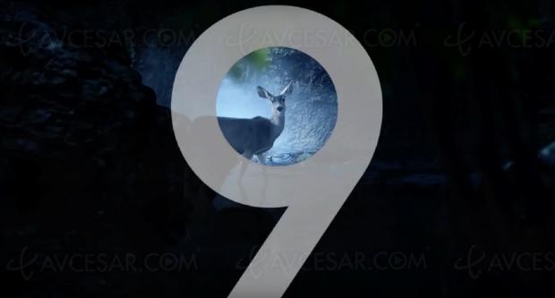Premières vidéos officielles du smartphone Samsung Galaxy S9