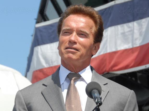 Arnold Schwarzenegger rejoint Kung Fury