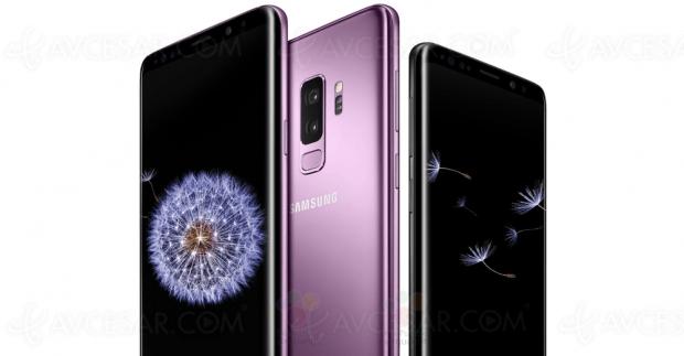 Encore des images des prochains Samsung Galaxy S9 et S9+ (nouvelle couleur)