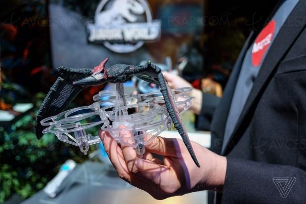 Pterano-Drone Jurassic World et infos Jurassic World 3