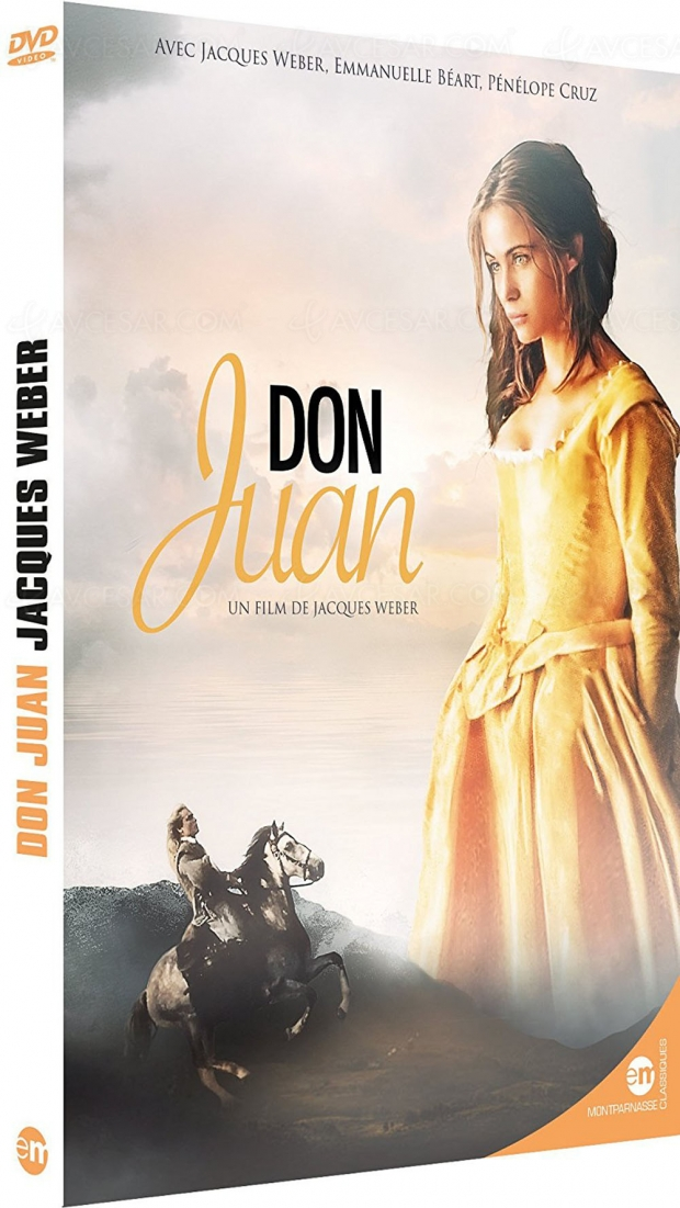 Don Juan revisité par Jacques Weber avec Emmanuelle Béart et Pénélope Cruz