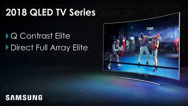 TV Ultra HD QD Oled, Samsung dément officiellement et confirme se focaliser sur les technologies QLED et micro‑LED