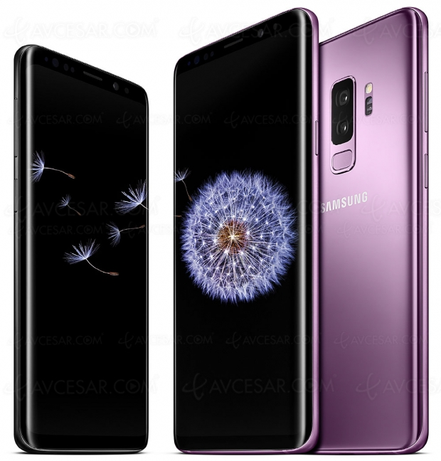 Samsung Galaxy S9 et S9+, HP AKG, Dolby Atmos, SmartThings, Bixby…