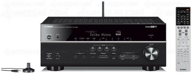 Test amplificateur Home Cinéma 7.2 Yamaha RX‑V683, en ligne
