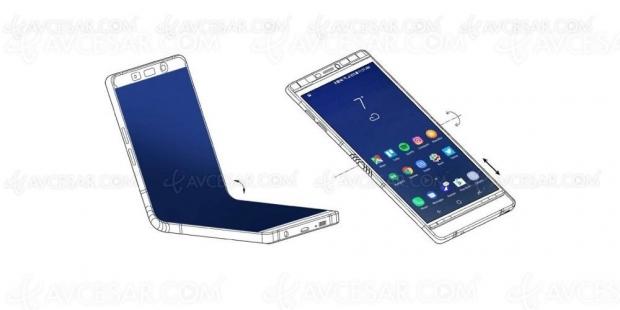 Le smartphone pliable Samsung Galaxy X ne sera pas un gadget…