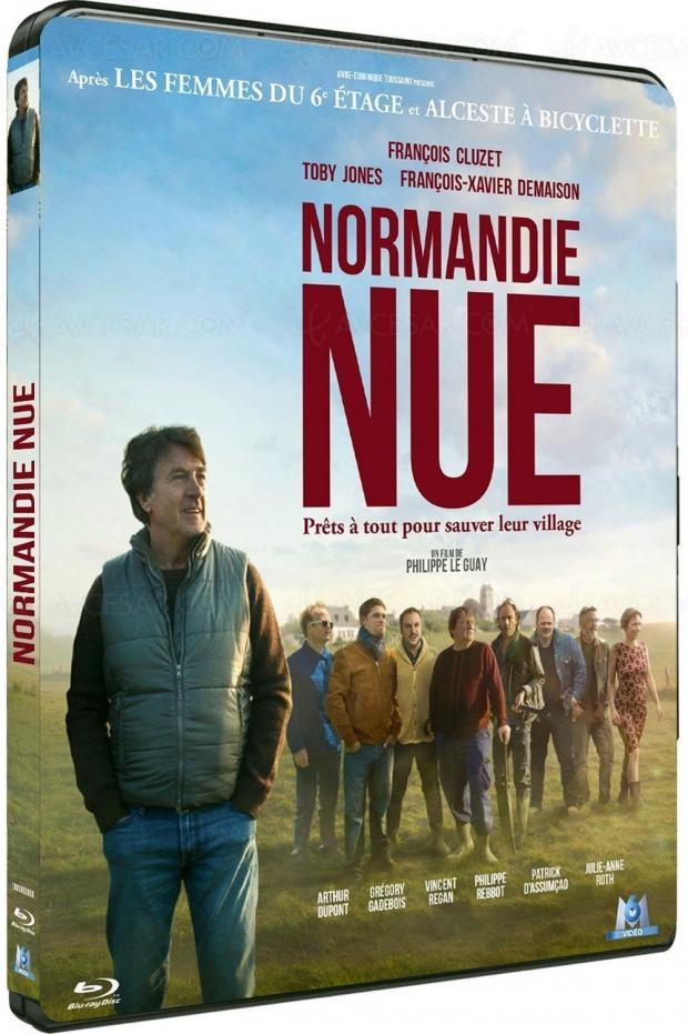 Normandie nue, Philippe Le Guay déshabille la campagne normande