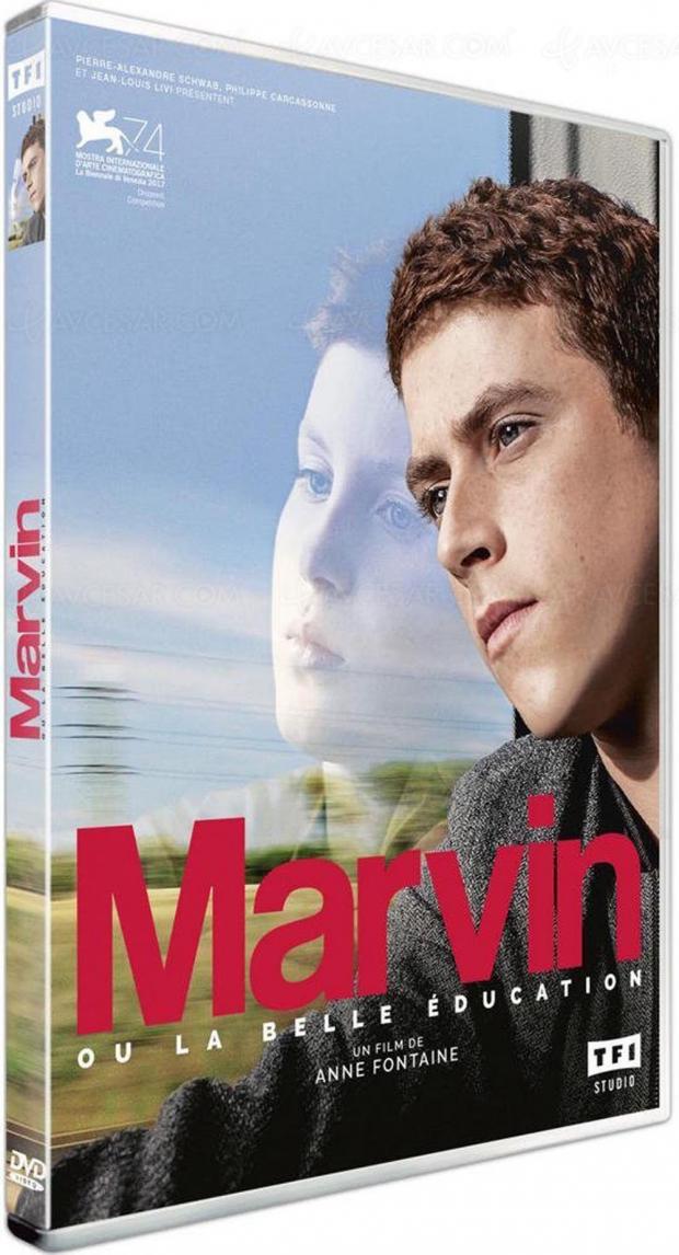 Marvin ou la belle éducation, une adaptation libre d'un roman fort