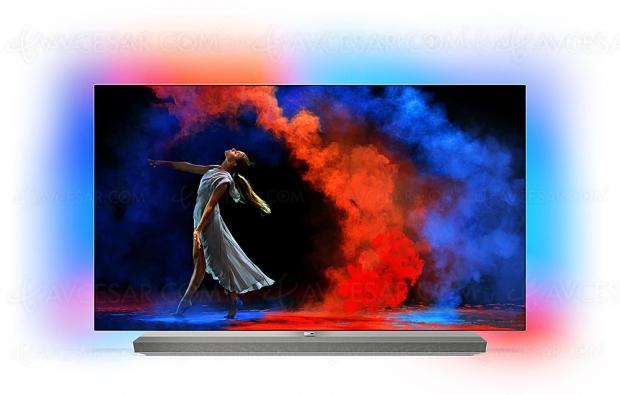 TV Oled Philips 65OLED973 Ultra HD Premium, mise à jour prix indicatif et disponibilité