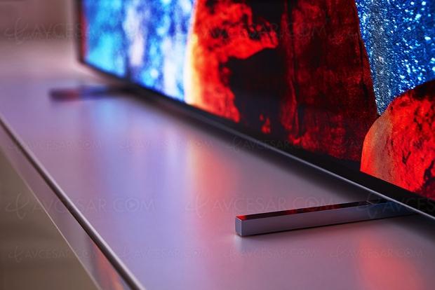 TV Oled Philips OLED803 Ultra HD Premium, mise à jour prix indicatif et disponibilité