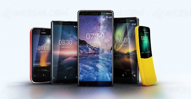 Smartphones Nokia 8 Pro et Nokia 9 à la rentrée ?