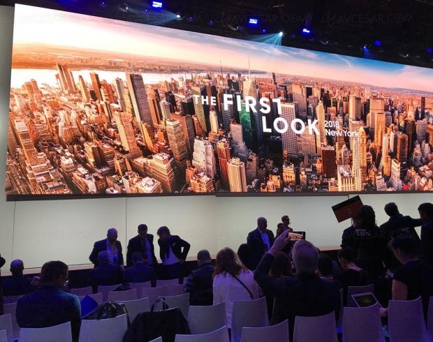 TV LED QLED 2018 Samsung : Q6FN, Q7FN, Q8CN et Q9FN