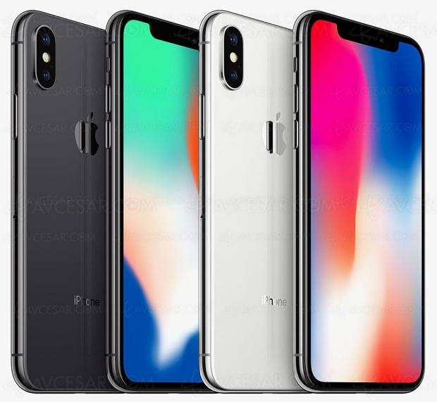 Terminée l'encoche sur l'iPhone X pour 2019 ?