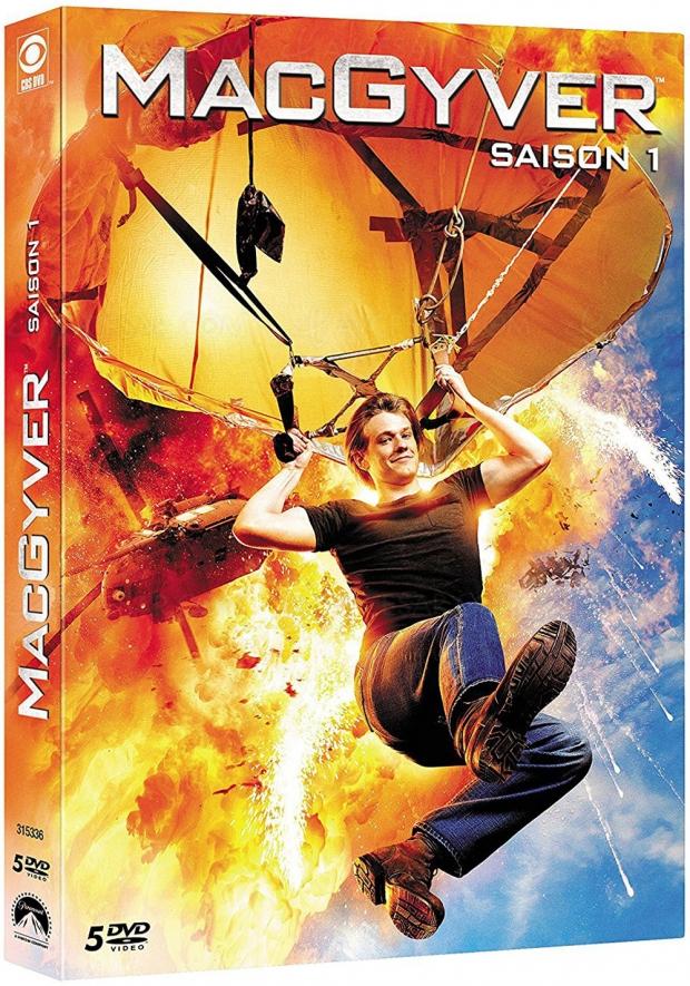 MacGyver saison 1 en DVD, mais pourquoi ?
