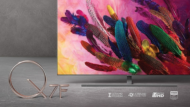 TV LED Ultra HD Samsung Q7FN 2018, 55