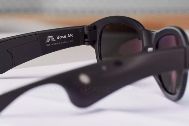 Bose AR, première plateforme de réalité augmentée audio