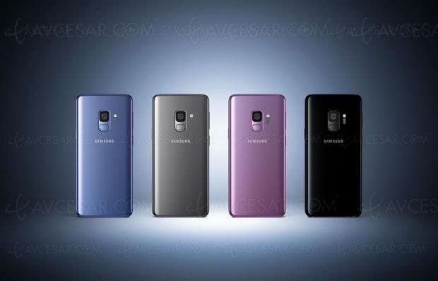 Samsung prévoit un plus gros succès pour le Galaxy S9 que pour le S8