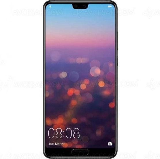 Nouvelles photos Huawei P20, P20 Pro et P20 Lite