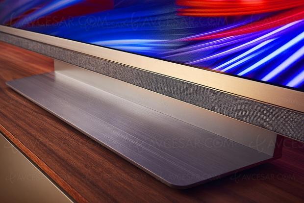 TV LED Ultra HD Philips PUS8503, mise à jour prix indicatifs et disponibilité