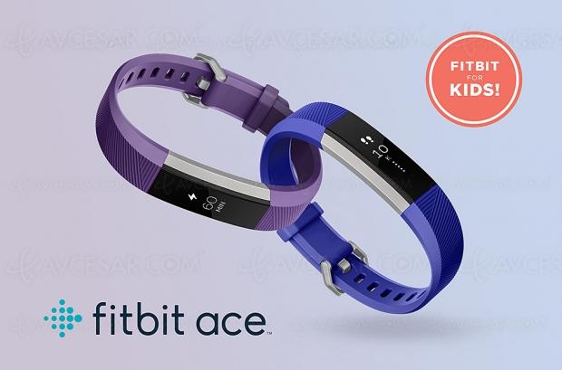 Fitbit Ace, bracelet connecté pour enfants