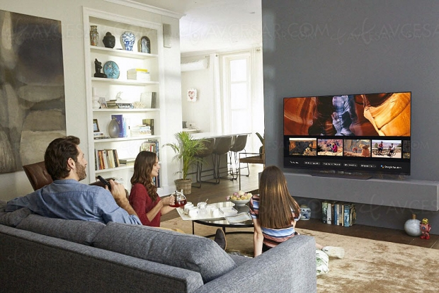 TV Oled LG E8 Ultra HD Premium, modèles 55''et 65'' annoncés