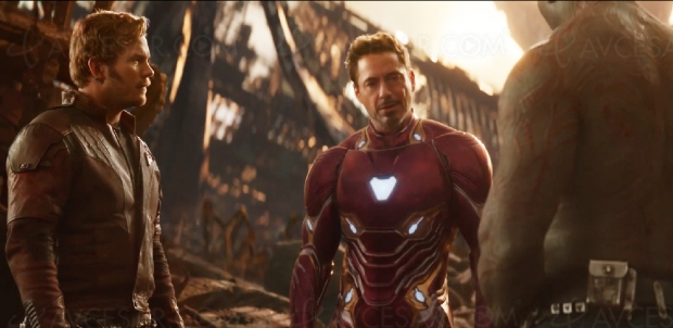 Avengers Infinity War : seconde bande‑annonce disponible