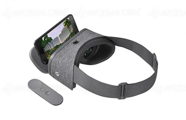 Écran de réalité virtuelle à résolution record par LG et Google