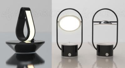 LG Display : des panneaux d'éclairage Oled deviennent des lampes haut‑parleurs